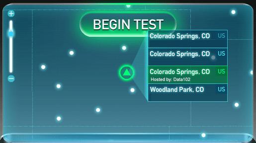 Data102 speedtest